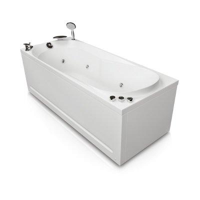 Акриловая ванна Акватика Астра Reflexa 170х70х56