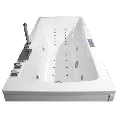 Акриловая ванна Акватика Авентура Basic 160х70х67