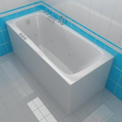 Акриловая ванна Акватика Авентура Reflexa 170х75х67