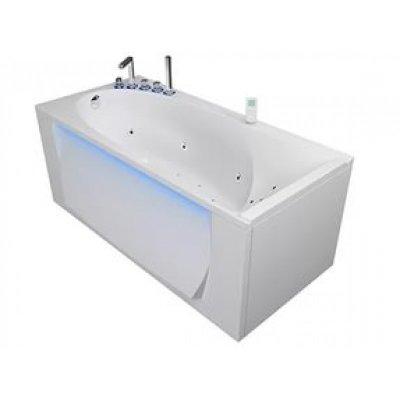 Акриловая ванна Акватика Кинетика Reflexa 170x80х61