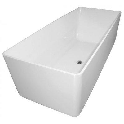 Акриловая ванна Акватика Моно 170x70х63