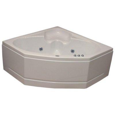 Акриловая ванна Акватика Серена Standart 140x140x57