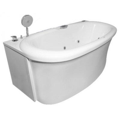 Акриловая ванна Акватика Скульптура Basic190x90x68
