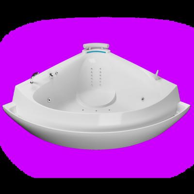 Акриловая ванна Акватика Ультра Reflexa 173x173x79
