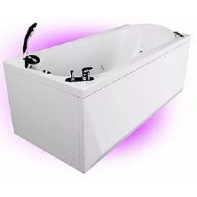 Акриловая ванна Акватика Юниор Basic 150x70х56
