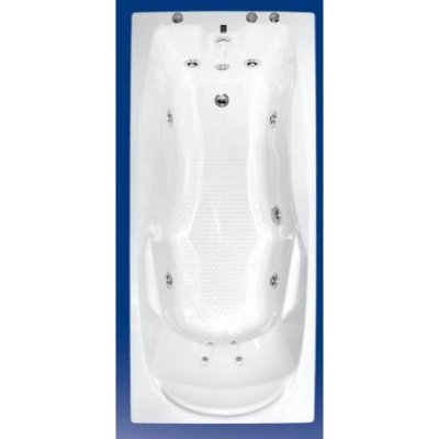Акриловая ванна Bach Исланд 180х80