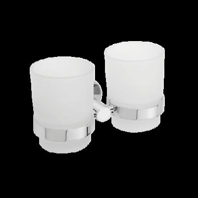 Двойной держатель для стаканов BEMETA OMEGA 104110022