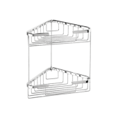 Угловая мыльница двойная BEMETA CYTRO 102308132