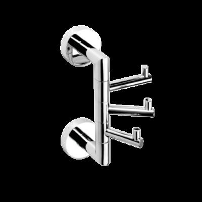Крючок тройной поворотный BEMETA OMEGA 104206072