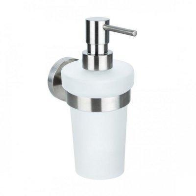 Настенный дозатор для жидкого мыла BEMETA NEO 104109016 стекло
