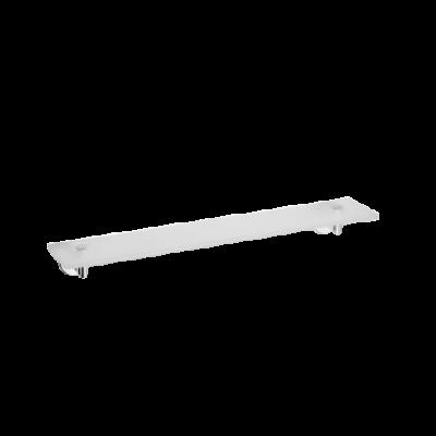 Полочка стеклянная BEMETA OMEGA 104202042 600 мм