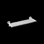Полочка для полотенец с крючками BEMETA OMEGA 104205162