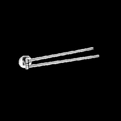 Полотенцедержатель двойной поворотный BEMETA OMEGA 104204191