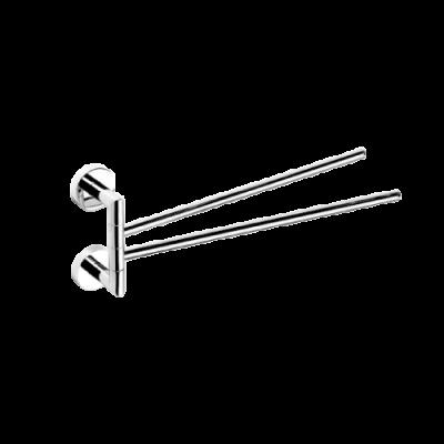 Полотенцедержатель двойной поворотный BEMETA OMEGA 104204102