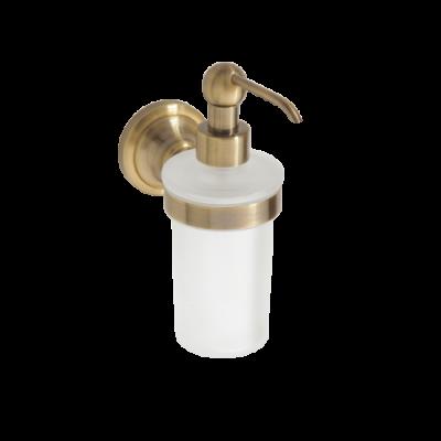 Дозатор для жидкого мыла BEMETA RETRO 144109017 Бронза