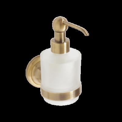 Дозатор жидкого мыла BEMETA RETRO 144309102 Хром Mini