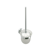 Туалетная щетка со стаканом BEMETA OMEGA 104113012