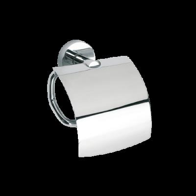 Держатель туалетной бумаги с крышкой BEMETA OMEGA 104112012