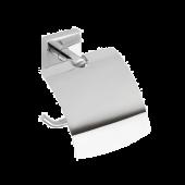 Держатель туалетной бумаги с крышкой BEMETA BETA 132112012