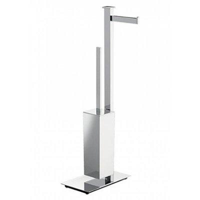 Держатель туалетной бумаги Colombo Design Units B9107.D.CR (стойка)