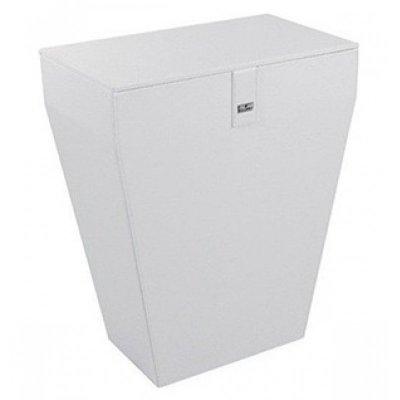 Корзина для белья Colombo Design Black&White B9201.EPB белая