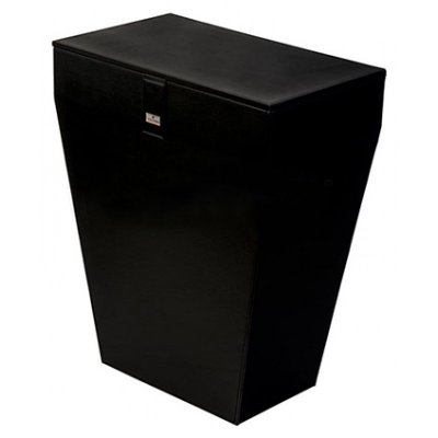 Корзина для белья Colombo Design Black&White B9201.EPN черная