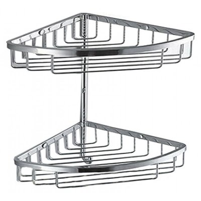 Полка Colombo Design Angolare B9604.000 двойная