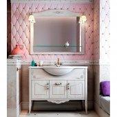 Комплект мебели для ванной EcoGreen Лидо 105
