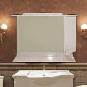 Зеркало-шкаф для ванной Ferrara Ассоль 105