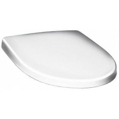 Крышка-сиденье Gustavsberg Nautic белая, с микролифтом и опцией quick release