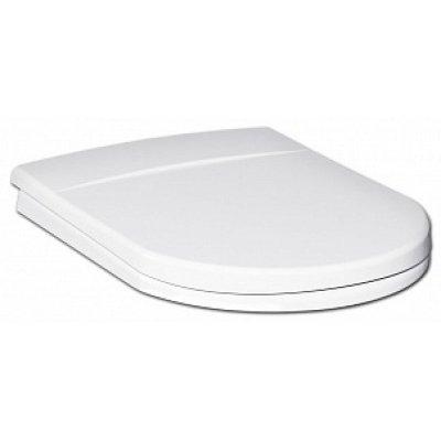 Крышка-сиденье Gustavsberg Logic белая, с микролифтом