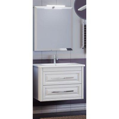 Комплект мебели Smile Касабланка 80 белый матовый
