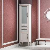 Шкаф-Пенал для ванной комнаты Opadiris Мираж 45 L слоновая кость