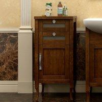Комод-Тумба напольная для ванной Opadiris Мираж R светлый орех