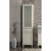 Шкаф-Пенал для ванной комнаты Opadiris Санрайз 45 L слоновая кость (1013)