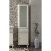 Шкаф-Пенал для ванной комнаты Opadiris Санрайз 45 R слоновая кость (1013)