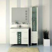 Комплект мебели для ванной Opadiris Невада 90