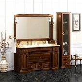 Комплект мебели для ванной Opadiris Лучия 150 нагал