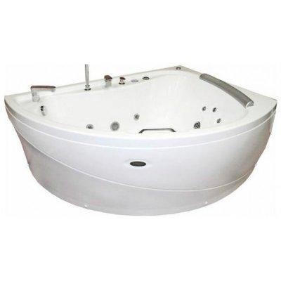 Акриловая ванна Радомир Альбена chrome (1680Х1200)