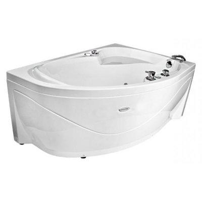 Акриловая ванна Радомир Амелия luxe (1600Х1050)