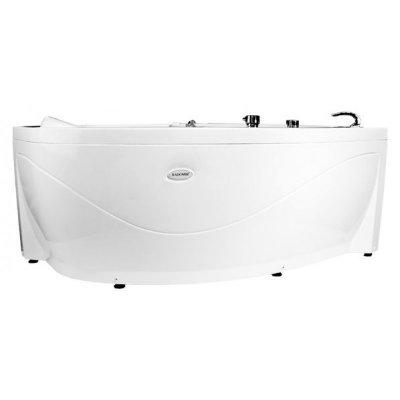 Акриловая ванна Радомир Амелия white (1600Х1050)