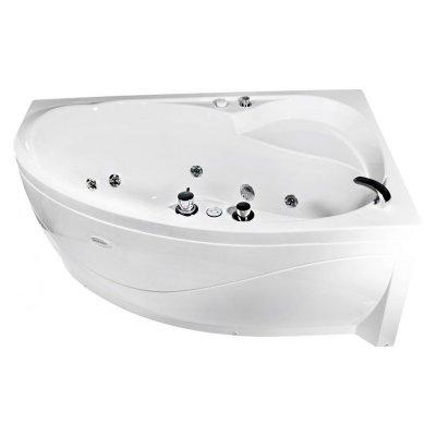 Акриловая ванна Радомир Амелия gold (1600Х1050)