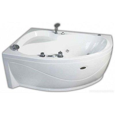 Акриловая ванна Радомир Амелия bronze (1600Х1050)
