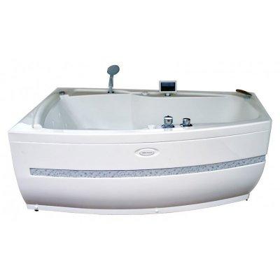 Акриловая ванна Радомир Аризона bronze с г/м и фронтально-торцевой панелью (1700Х100)
