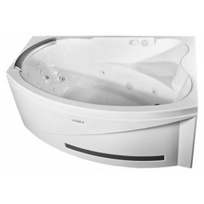Акриловая ванна Радомир Бостон luxe (1500Х100)