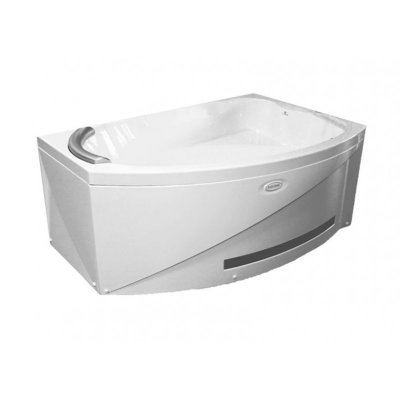 Акриловая ванна Радомир Бостон chrome (1500Х100)