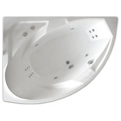 Акриловая ванна Радомир Фиеста luxe (1500Х1090)