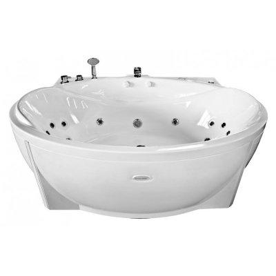 Акриловая ванна Радомир Лагуна luxe (1850Х1240)