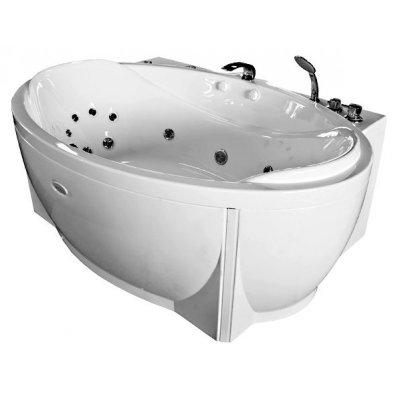 Акриловая ванна Радомир Лагуна white (1850Х1240)