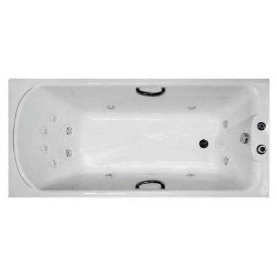 Акриловая ванна Радомир Ларедо 3 white (1700Х700)